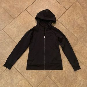 Under Armour zipper hoodie jacket